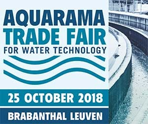 Aquarama Trade Fair for Water Technology 2018